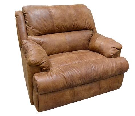 Oversize Recliner by Leather Reclining Sofa From Wellington S