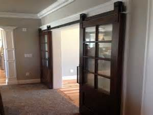 interior barn door kit custom interior barn doors large