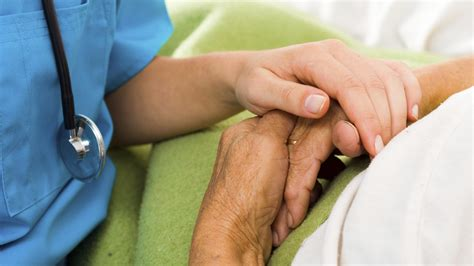 Comfort In Nursing by A Reflects On The Privilege Of Caring For Dying