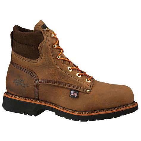 thorogood boots thorogood 174 american heritage 6 quot steel toe rhinelander