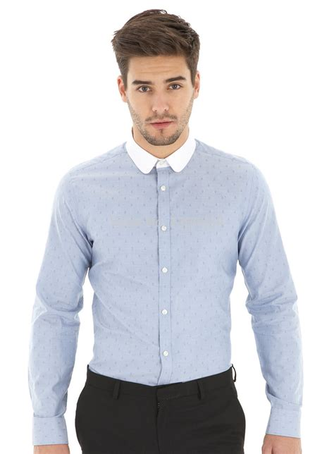 Collar Shirt buy wholesale mens collar shirts from china