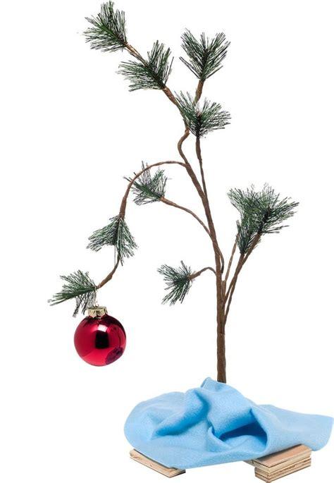 charlie brown s christmas tree holidays winter pinterest