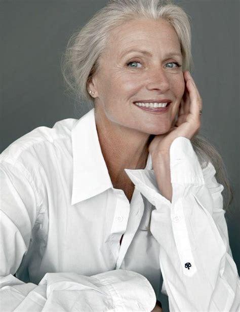 older models with short gray hair pinterest the world s catalog of ideas