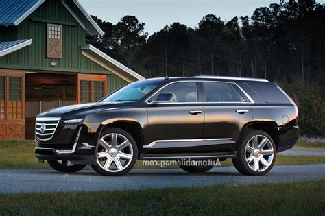 2020 Cadillac Escalade Pictures by 2020 Cadillac Escalade Redesign Photos Esv Ext