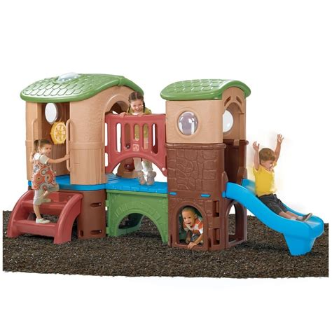 plastic indoor outdoor playsets playhouses for toddlers