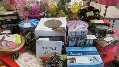 christmas raffle prizes ideas chandler s ford joint charities 41st market 2014 chandler s ford today
