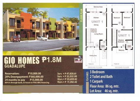 gio homes cebu home properties