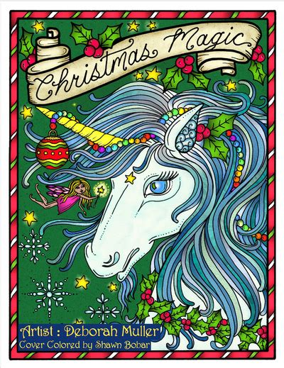by deborah muller books mermaid coloring books by deborah muller