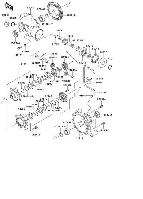 100 kawasaki bayou 300 4x2 repair manual 1 2 11 1 9