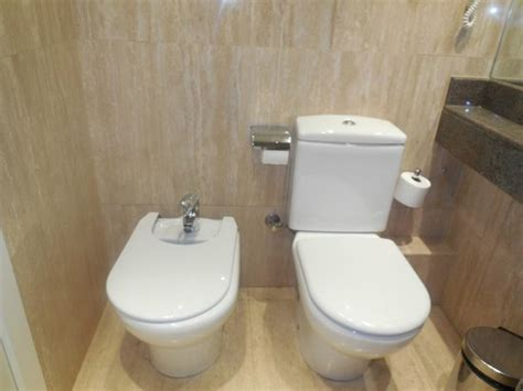 What S A Baday Toilet Toilet And Baday Picture Of Royal Ramblas Hotel