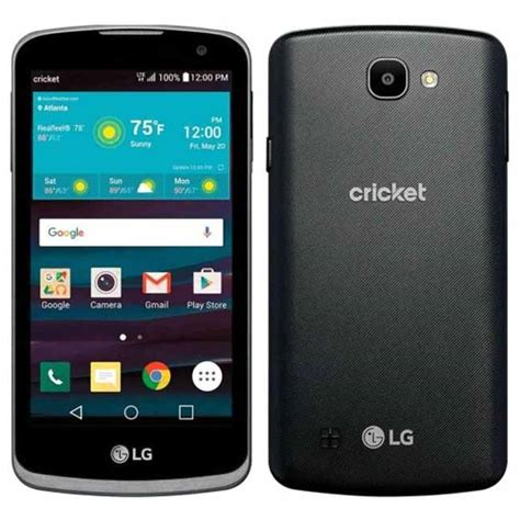 cheap android phones for sale lg spree android phone for cricket is now on sale priced 90 cheap phones