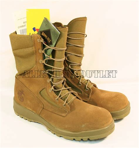 boot marine usmc belleville marine ega goretex boots new 12n ebay