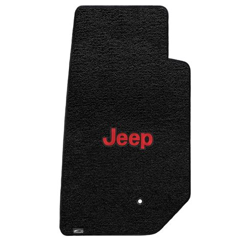 Floor Mats For Jeep by Lloyd Ultimat Jeep Logo Carpet Floor Mats Black 600064