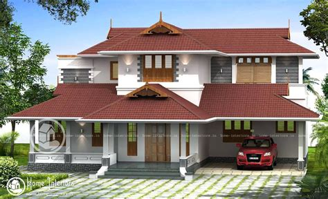 low cost double floor home plan kerala home design and kerala houses designs large size of house plan gallery