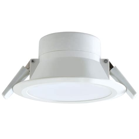 Doqn Light Led 002 3 5 10w White Ww Cw 85v 240v downlight housings fittings available from bunnings