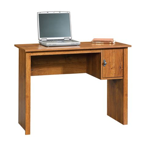 sauder student desks shop sauder oak student desk at lowes
