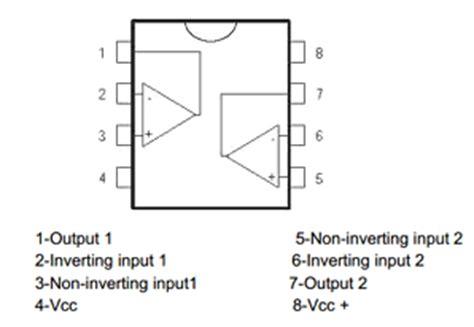 jrc datasheet jrc  pinouts circuit
