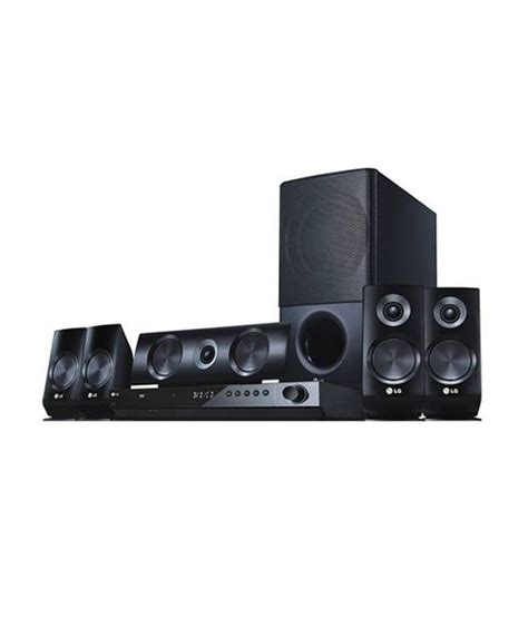 buy lg ht826 5 1 dvd home theatre system at best