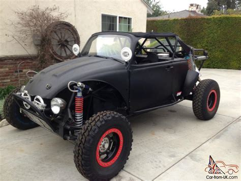 baja bug 64 vw baja bug ca street legal long travel fully caged