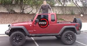 Truck Or Jeep Is An Aftermarket Jeep Wrangler Any