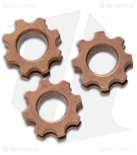 hinderer xm 18 3 hinderer xm 18 3 5 gear standoffs copper blade hq