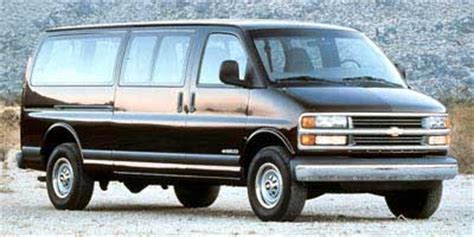 how does cars work 1999 chevrolet express 2500 security system 1999 chevrolet express van details on prices features specs and safety information