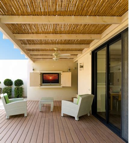 Outdoor Wall Covering Ideas Ideas For Outdoor Rooms With Garden Wall Covering