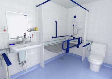 Accessible Bathroom Equipment Bathroom Design For The Disabled Home Interior