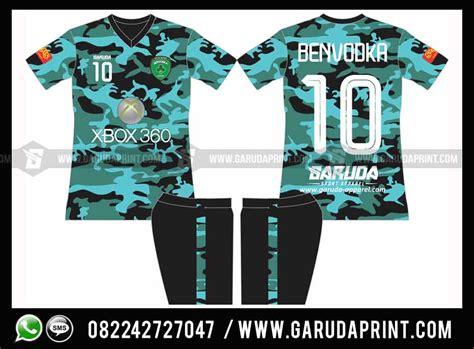 foto desain baju futsal terbaru desain baju futsal 2017 garuda print jasa printing