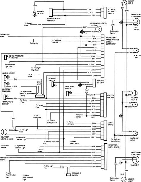1979 chevy truck wiring diagram 1979 chevy truck wiring diagram 1979 malibu wiring diagram