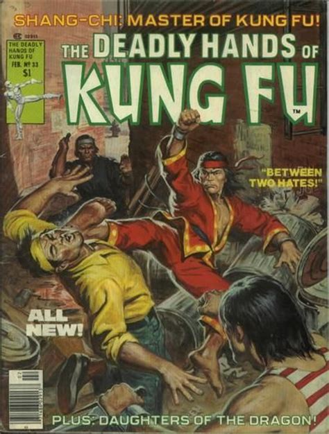deadly hands of kung deadly hands of kung fu 33 by earl norem earl norem hands and kung fu