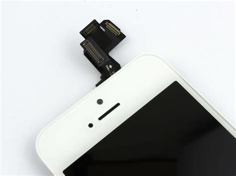 Lcd Iphone 5s Gold lcd display for iphone 5s white gold preinstalled glass touchscreen retina new ebay