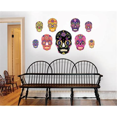day of the dead home decor move over halloween day of the dead home decor is coming