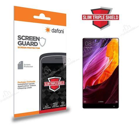 Anticrack Slim Xiaomi Mi Mix dafoni xiaomi mi mix slim shield ekran koruyucu
