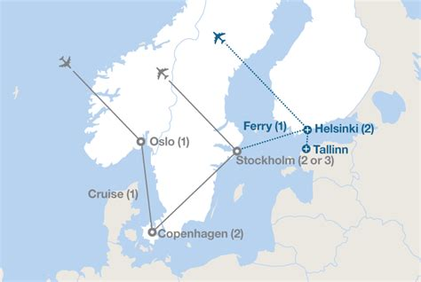 Mba In Scandinavian Countries by Capitals Of Scandinavia Ef Educational Tours