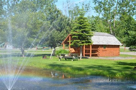1000 Islands Cabins by Wagon Ride Picture Of 1000 Islands Mallorytown Koa