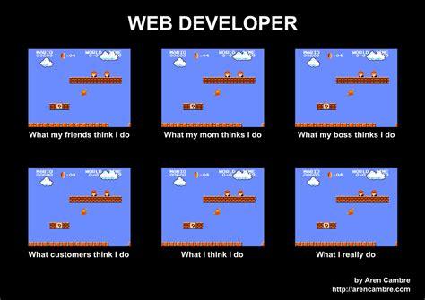 Web Developer Meme - humor aren cambre s blog