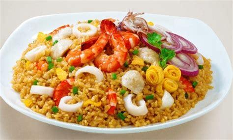 resep membuat nasi goreng seafood resep cara membuat nasi goreng seafood enak inforesepku com