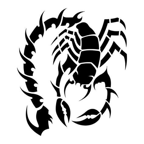 tattoos scorpion tattoo stencils