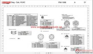 kenworth hvac wiring diagram collections
