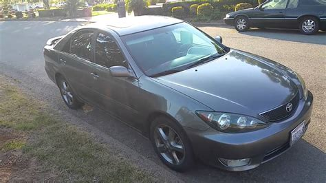 2005 toyota camry rims 2005 toyota camry se for sale 1 owner 103k new tires