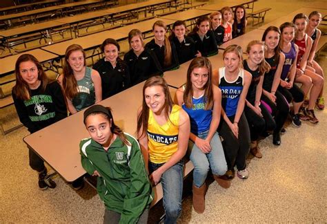 Section 3 Cross Country by Section Iii All Cny Cross Country Team Syracuse