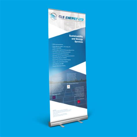 templates for roller banners same day london roller banner printing captain cyan
