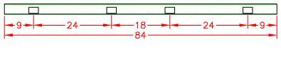 rails layout header pocket rails punching layouts for flatbed trucks