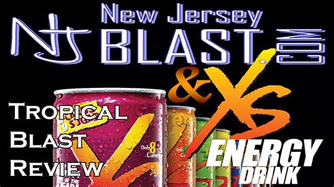 xs energy drink review xs energy drink tropical blast review new jersey blast