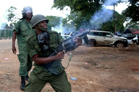 Zambia Search Zambia Riots In Capital Lusaka After Spate Of Ritual Killings