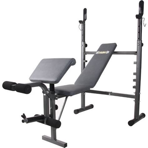 academy workout bench body ch midwidth weight bench with preacher curl and