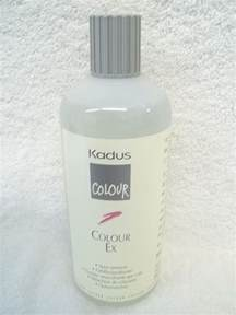professional hair color remover kadus colour ex professional hair color stain remover for