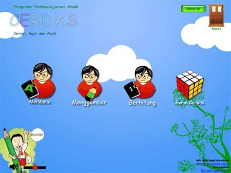 Komputer Pendidikan Anak Komplit Dengan Permainan free aplikasi pendidikan edukasi buat anak al fathcom