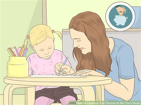 8 Ways To Get Your Parents To Like Your New Boyfriend by 3 Ways To Convince Your Parents To Get You A Wikihow